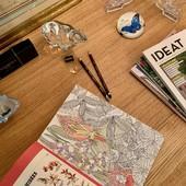 ✨ B O N N E . A N N É E . 2 0 2 1 ✨  Et pourquoi pas une année studieuse avec notre petite bombe! A T O M E • • • • #blaqandco #bureau #france #mobilier #steel #design #decorationinterieur #instahome #ideat #ellemagazine #color #maisonsdecampagne #designerboxmaker #télétravail
