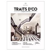 """#traitsdecomagazine parle de nous dans ce bel article de sa rubrique """"Impulsion""""! Un grand merci @traitsdecomagazine et @joellebretin ✨🙏🏻✨ • • • • #blaqandco #traitsdcomagazine #mobilier #presse #design #decorationinterieur #instahome #madeinfrance #lyon"""