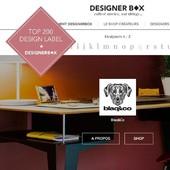 """Nous sommes fiers et heureux de vous annoncer notre arrivée chez Designer Box! ✨  """"Designerbox, c'est se faire plaisir mais c'est aussi soutenir concrètement la création et les artisans européens"""" • • • • #blaqandco #design #mobilier #interiordesign #designerbox #designerboxmaker #madeinfrance #marketplace #inspiration"""